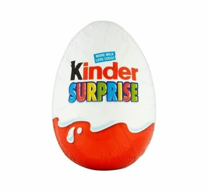 K comme… Kinder !!!